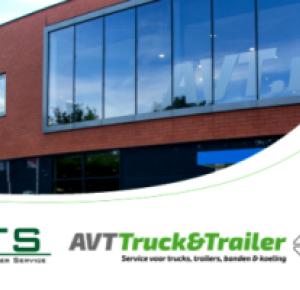 De Kort Trailer Service (KTS) overgedragen aan A. van Tilburg groep (AVT).