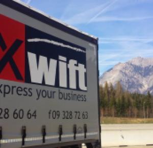 XWIFT rekent Belgische kilometerheffing af via DKV!