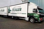 Nieuwe Volvo FM 11 combi voor Koller Transport B.V.