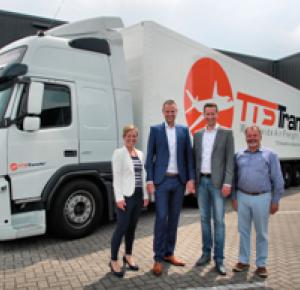 TTS TransAir is eerste IATA erkende luchtvrachtagent van Overijssel!