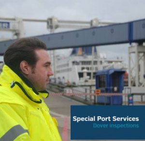 Special Port Services (SPS) kan met interventies in Dover schadelast transport- en verzekeringssector door vluchtelingen fors verminderen.