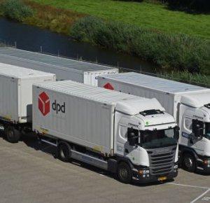 DPD zet samen met transporteurs in op Scania LNG-trucks.
