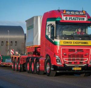 260 ton voor G. Vlastuin Transport.
