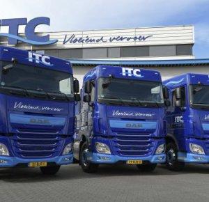 Kwaliteit DAF sterk punt voor ITC Holland Transport.