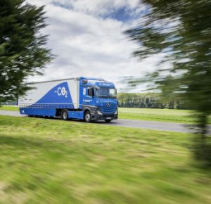 De efficiënte ontwikkeling van Mercedes-Benz Trucks.