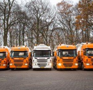 Veevoerspecialist Fransen Gerrits neemt vijfde Scania in gebruik.