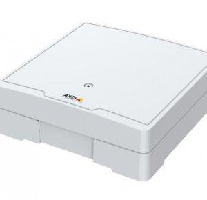 Axis breidt zijn toegangscontroleportfolio uit met een netwerkdeur-controller voor grote installaties.