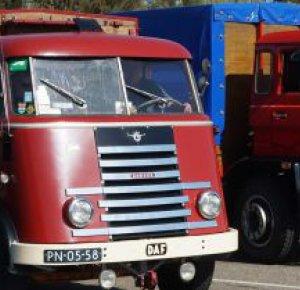 Terugblik op het negentigjarig bestaan van truckbouwer DAF.