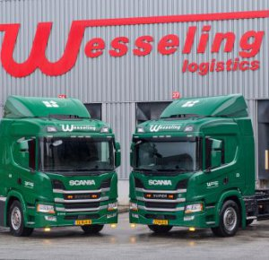 Wesseling Logistics kiest voor Scania na goed gesprek.