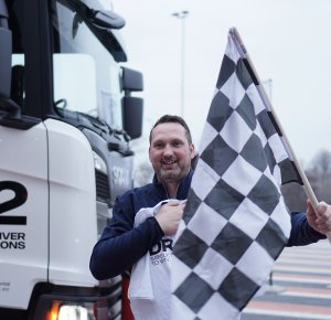 Willem van Mourik wint nationale finale Scania Driver Competitions 2018-2019.