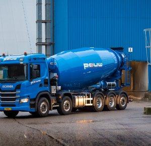 De Theo Pouw Groep kiest weer voor Scania vanwege goede TCO.