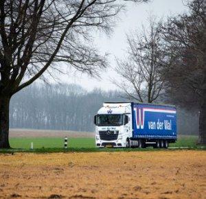 Logistiek Dienstverlener Van der Wal organiseert eigen Drivers' League.
