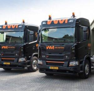 Martens Logistics neemt 20ste Scania in gebruik.