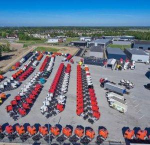 Scania Truck Center Benelux opent nieuwbouw in Wijchen.
