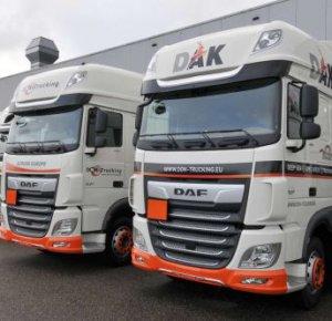 ESA levert 22 DAF trucks aan Don en DAK.