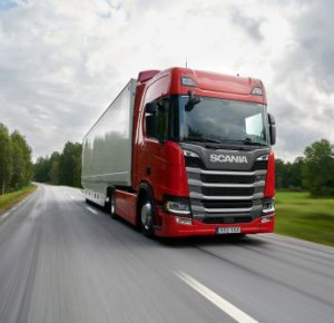 Scania introduceert Fuel Fighter actiemodel.