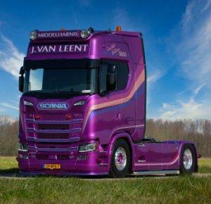 Jarno van Leent koopt heel speciale S650: