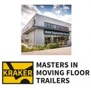 MAN Duiven en Apeldoorn worden servicepartner van Kraker Trailers.