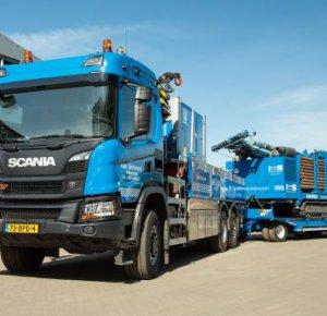 Van Grinsven bronbemaling blijft bij Scania.