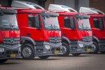 Bouw Logistic Services kiest voor de trucks van Mercedes-Benz.