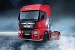 MAN TGE 3.180 Lion180Edition en TGX 20.500 XXL Lion500Edition op Transport Compleet.
