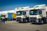 Post-Kogeko neemt 19 Actros trucks voor winkeldistributie in gebruik