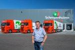 """Piet Daniels van Scherpenhuizen Eindhoven: """"Een goede chauffeur verdient een goede auto"""""""