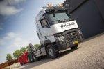 Van Caam kiest voor wendbaarheid van Renault Trucks.