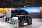 DPDgroup en Renault lanceren zelfrijdende conceptcar voor last mile delivery.