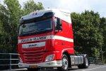 Kuijs Transport rolt loper uit voor DAF XF.