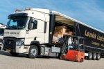 Tien Renault Trucks D en T voor Leusink Logistics.