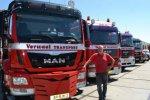 MAN TGS 35.460 voor Verwaal Transport.