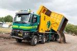 Renault Trucks K voor Witlox Wegenbouw & Groentechniek.