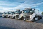 Transport Groep Gelderland kiest bij vervanging wagenpark voor Volvo-trucks.
