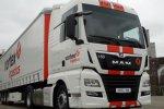 150 MAN's TGX voor logistiek dienstverlener Remco Vos.