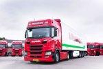 Wezenberg Transport plaatst order voor 134 Scania's.