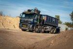 Heerbaart Transport en Grondverzet vernieuwt vloot met Volvo-trucks.