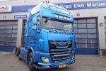 Martin van Dijk Logistics viert 25-jarig jubileum met nieuwe DAF.