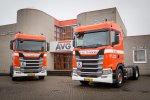AVG Transport kiest na lange tijd weer voor Scania.