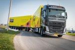 Volvo FH LNG ecocombi voor De Winter Logistics.