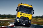 Formule 1 en Renault Trucks Red Edition op Transport Compleet.