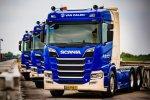 Van Dalen Recycling over zijn nieuwe Scania's: 'Ze moeten lang mee en wij vervoeren geen kippenveren'.
