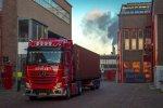 Nieuwe Actros voor zijladerspecialist Gevezet Internationaal Transport.