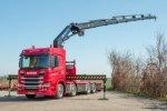 Henny Berkvens wilde nog één keer een nieuwe Scania.