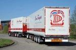 Krone LZV voor Drent Transport.