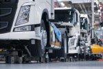 Volvo Trucks start productie weer op.