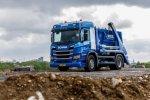 Dirix Elsloo rijdt 'huisjes' met nieuwe Scania.