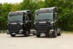 Datrans maakt meters met nieuwe Scania LNG trucks.