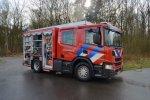 Vier Scania brandweervoertuigen voor Brandweer Brabant- Zuidoost.