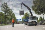 Eerste Renault Trucks D Wide voor Vervoerbedrijf GVB.